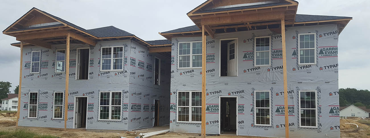 Building Housing in Greenville NC - about header image