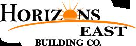 Horizons East Building Company Logo