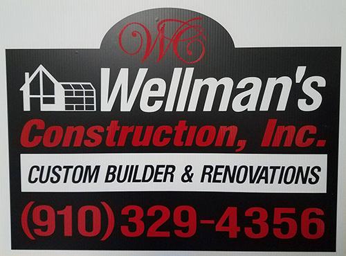 Wellman's Construction