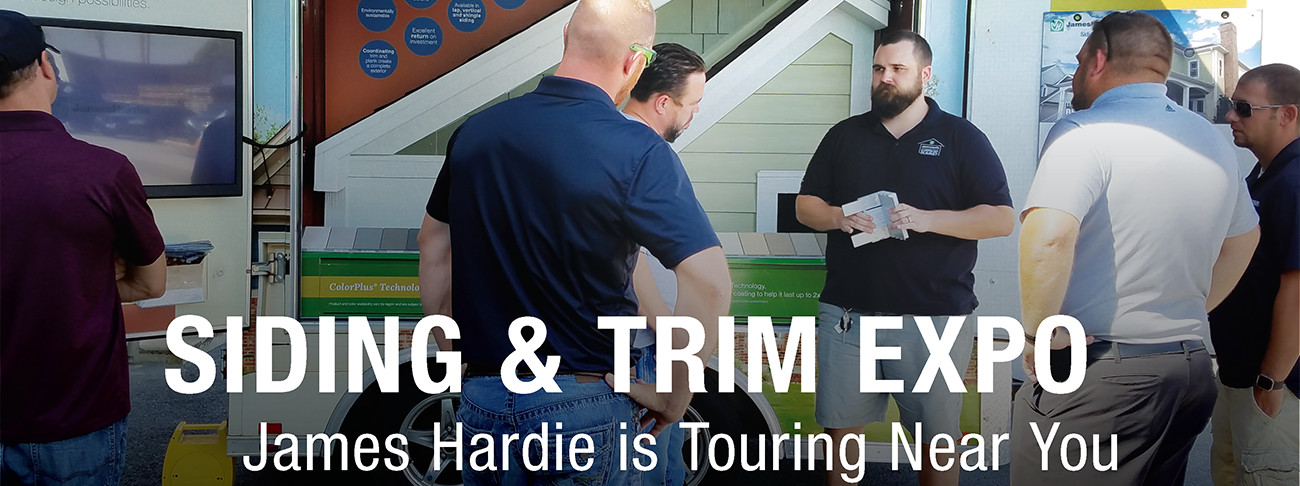 James Hardie Expo