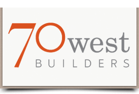 70 West Builders Logo