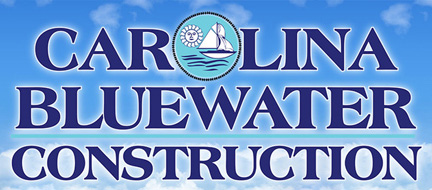Carolina Bluewater Construction Logo