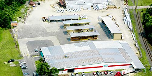 Wilson Location 2005 aerial