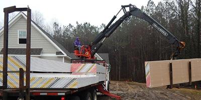 Crane on the job thumbnail