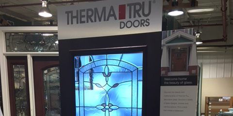 ThermaTru Door Display