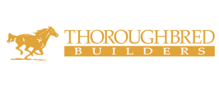 thoroughbred builders logo