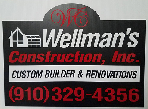 Wellman's Construction